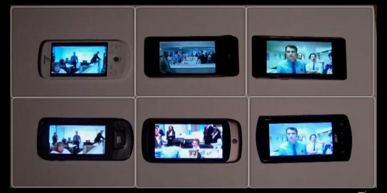 Welke Android-telefoon heeft het beste scherm?
