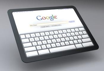Google en Verizon werken samen aan tablet-computer