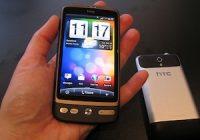 Hands-on met de HTC Desire en HTC Legend [MWC2010]