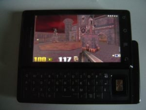kwaak3 Quake3 voor Android