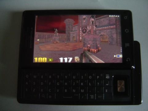 Quake 3 nu op je Android-telefoon te spelen