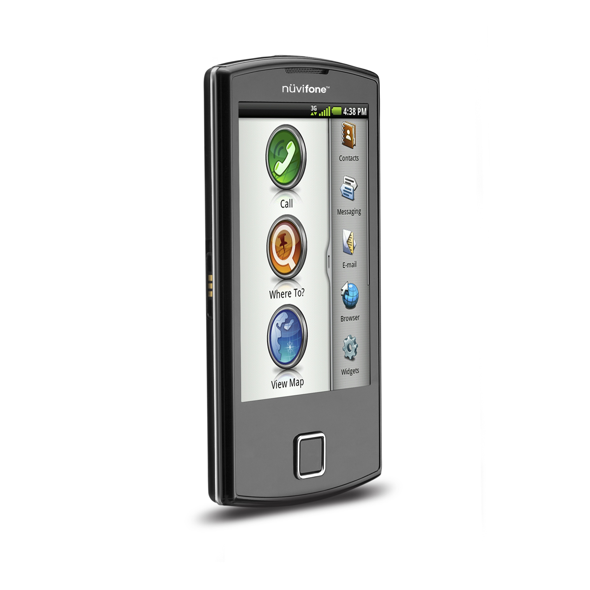 Nuvifone A50: Garmin-Asus presenteert Android-toestel op MWC