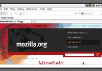 Firefox voor Android maakt eerste stappen