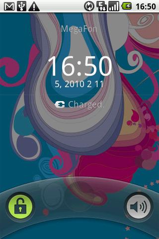 Beelden Android 2.1 voor Samsung Galaxy Spica gelekt.