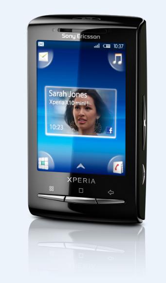 Sony Ericsson presenteert de Xperia X10 Mini en X10 Mini-Pro [MWC2010]