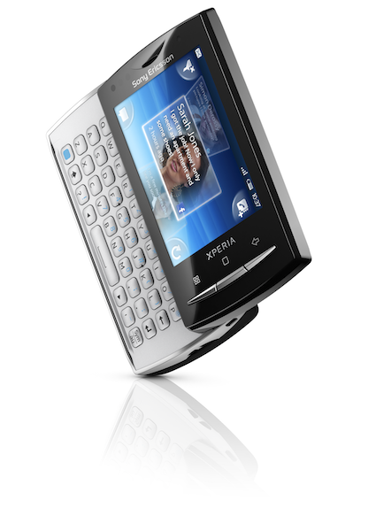 Sony Ericsson Xperia X10 nu in Nederland