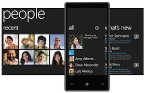 Microsoft kondigt Windows Phone 7 Series aan [MWC 2010]
