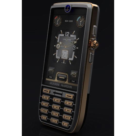 Ulysse Nardin Chairman: bijzondere Android-telefoon met bizar prijskaartje