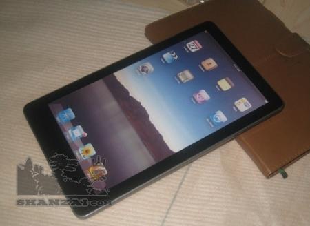 Eerste Android iPad uit China is onderweg