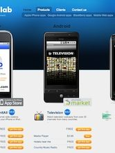 blumedialab website