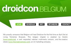 droidcon belgium