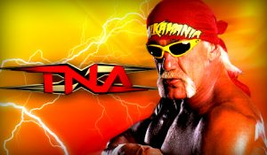 Namco TNA Hulk Hogan