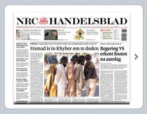 NRC Handelsblad werkt aan Android-applicatie