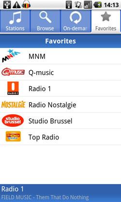 radio be