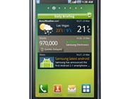 Samsung Galaxy S op video vastgelegd