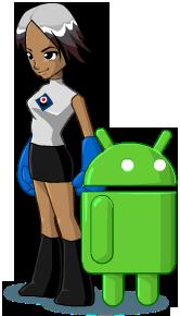 Replica Island: ouderwets platformspel voor Android