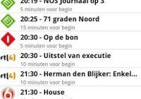 TVGIDS.tv Nederland en België krijgt grote update