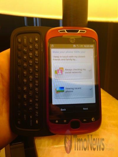 T-mobile MyTouch Slide