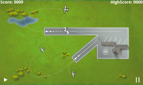 Air Control: speel luchtverkeersleider op je Android-telefoon met deze iPhone rip-off