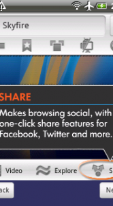 SkyFire Share