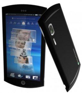 Sony ericsson Android eclair
