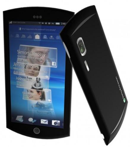 Sony Ericsson werkt mogelijk aan vierde Android-telefoon