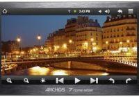 Foto's en specificaties van Archos 7 Android-tablet opgedoken