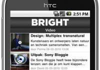 Bright Android-applicatie vanaf vandaag te downloaden