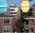 Paaseieren zoeken met Layar op je Android-toestel