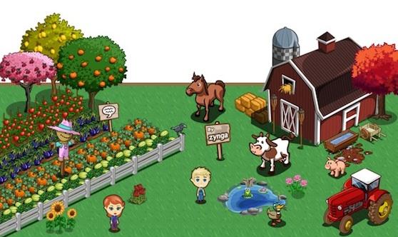 farmville mobile
