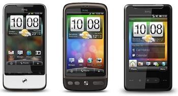 HTC verwacht nog twee nieuwe smartphones voor de zomer