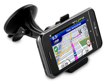 KPN gaat Garmin-Asus nuvifone A10 in Nederland aanbieden