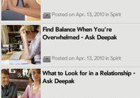 Oprah brengt eigen Android-applicatie uit