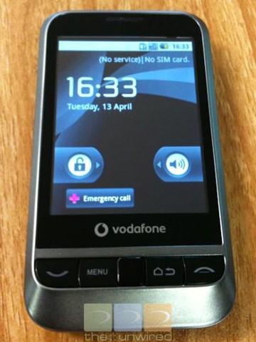 Is de Huawei Joy de eerste Vodafone 360 Android-telefoon?