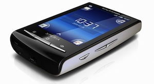 Sony Ericsson Xperia X10 Mini krijgt wel multitouch