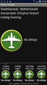 Palmary Luchthaven vertragingen