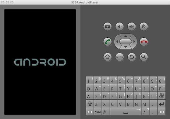 android emulator starten