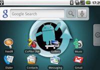 Cyanogen heeft Android 2.1 voor G1 en HTC Magic bijna af