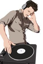 dj-mixer android