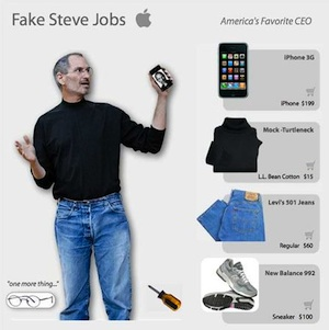 'Fake Steve Jobs' stapt over naar Android