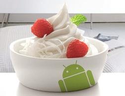 Android 2.2 (Froyo) vandaag beschikbaar gesteld door Google
