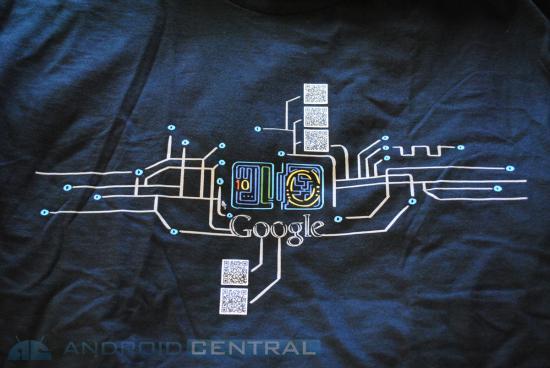 google-io shirt
