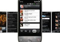 Update HTC Hero in de VS officieel gestart