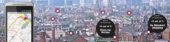 I-Tour 360 gebruikt Android voor interactieve rondleiding door Almere