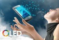 Galaxy S: Samsung legt voordelen van Super-AMOLED uit (video)