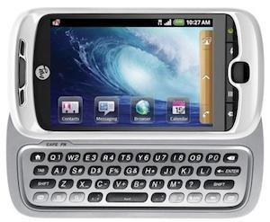 T-Mobile myTouch 3G Slide: Android met Sidekick-toetsenbord