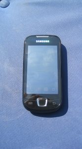 Samsung Galaxy Apollo - voorkant