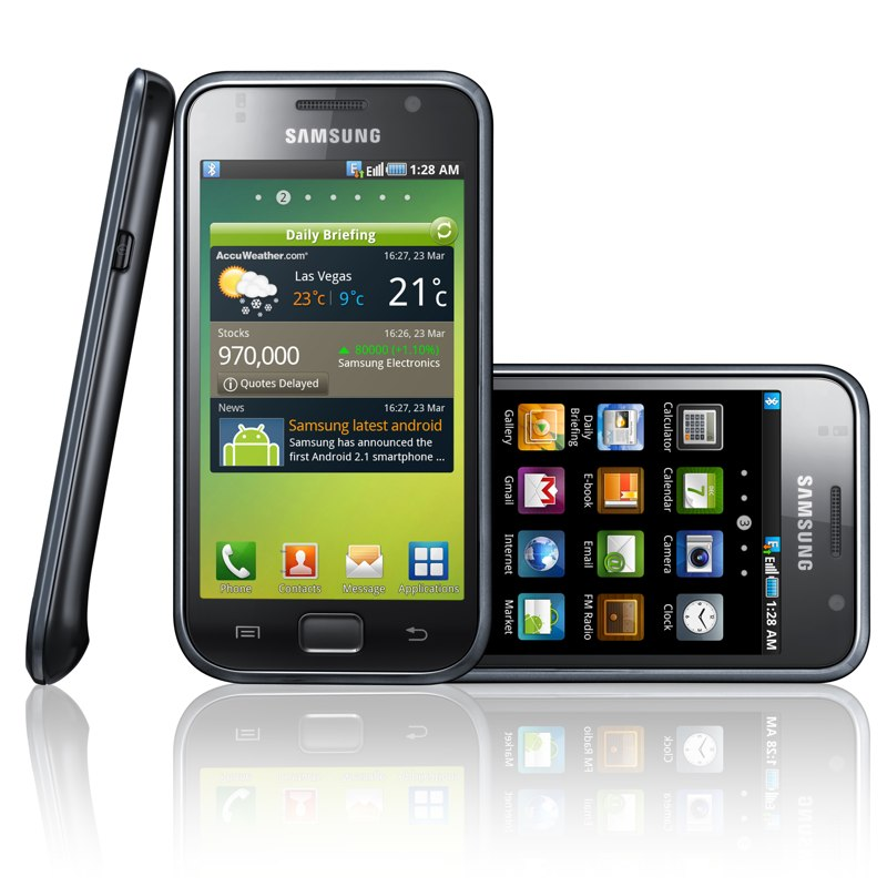 Hands-on met de Samsung Galaxy S