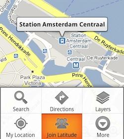 Nieuwe Google Maps voor Android bevat reviews en vriendenfuncties