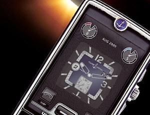 Hands-on met de Ulysse Nardin Chairman: Android-telefoon van 50.000 dollar
